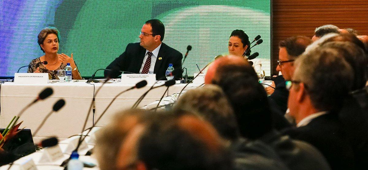 Salvador - BA, 14/08/2015. Presidenta Dilma Rousseff durante reunião empresarial e Dialoga Bahia. Foto: Roberto Stuckert Filho/PR