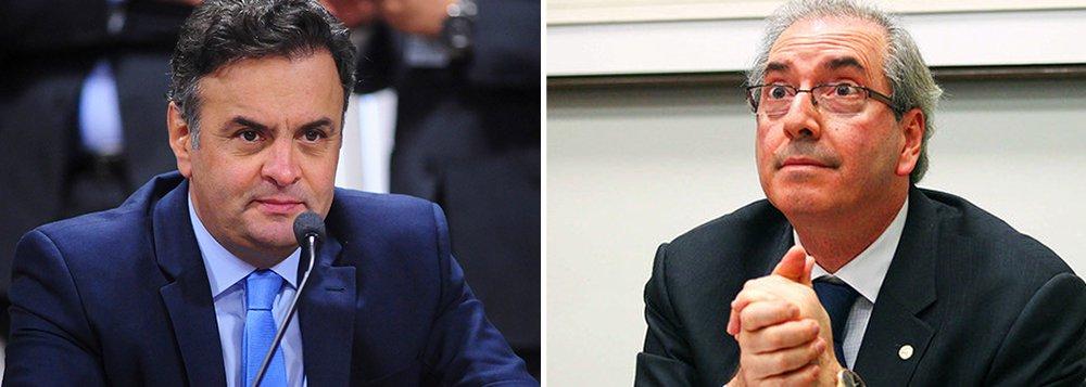 PSDB recua e pode apoiar Cunha na redução da maioridade