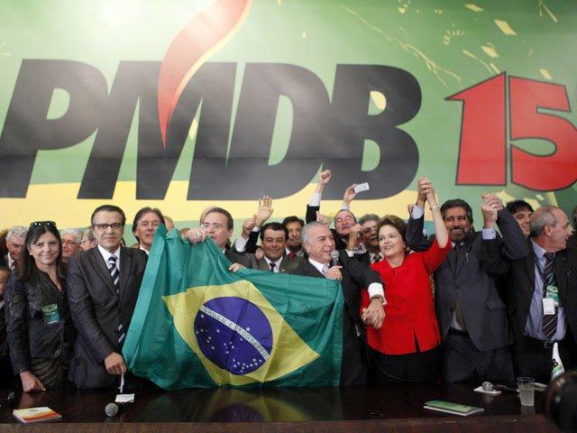 De forma paradoxal, a força do PMDB está em justamente em não ter projeto de país, em limitar-se a ser a muleta politica para a famigerada, mas necessária, governabilidade