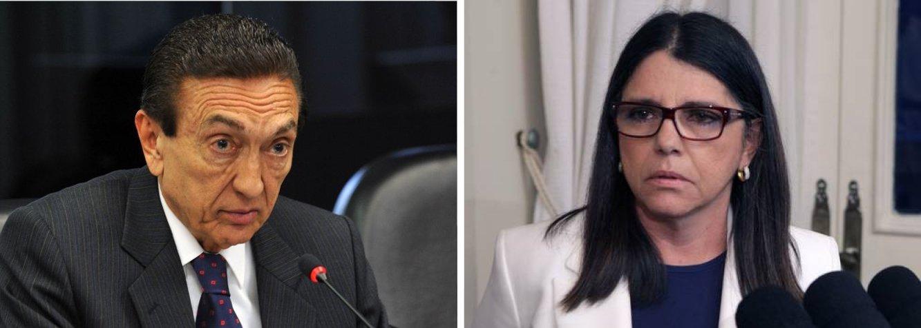 """A defesa do senador Edson Lobão (PMDB-MA) e da ex-governadora Roseana Sarney (PMDB-MA) pediu nesta quinta (12) ao Supremo Tribunal Federal o arquivamento da investigação contra os peemedebistas citados em delação premiada da Operação Lava Jato, alegando que os depoimentos são ''contraditórios"""" e possuem informações ''duvidosas e inconclusivas''; """"Pelas contradições, certamente não justificaria a abertura de inquérito. Uma simples investigação é uma ofensa à dignidade da pessoa, ainda mais em um caso com essa publicidade"""", disse o advogado Antonio Carlos de Almeida Castro, o Kakay"""
