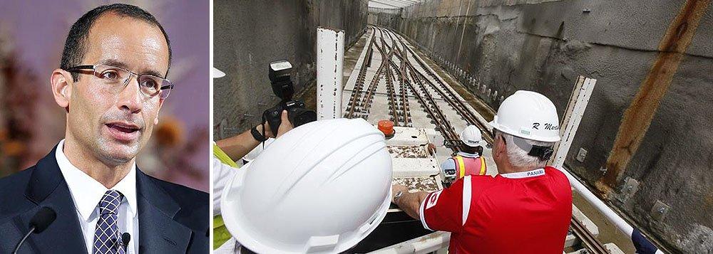 Empresa de Marcelo Odebrecht é suspeita de ter pago subornos para garantir contratos pelas obras do metrô no Panamá, por meio de um empresário italiano; processo, aberto na corte de Nápoles, cita propina de cerca de US$ 850 milhões