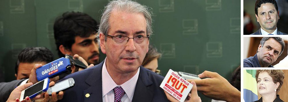 """Presidente da Câmara disse nesta terça-feira não ver fundamento para abertura de um processo de impeachment contra a presidenta Dilma Rousseff; segundo ele, a questão não é política, mas jurídica; """"Para protocolar algo [há] que ter fundamento jurídico. O impeachment não é um processo politico"""", afirmou; deputado Bruno Araújo (PSDB-PE) defendeu ontem que o PSDB formalize o pedido e levará a proposta hoje a reunião da cúpula tucana; ele diz ter expectativa de que a bancada será ouvida pelo presidente da legenda, senador Aécio Neves (MG);partido também pediu ao ex-ministro de FHC Miguel Reale Júnior que elabore uma ação penal contra a presidente, a fim de embasar o pedido de impeachment"""