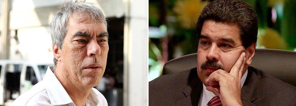 """""""O termômetro tradicional da política venezuelana é fornecido pelos preços do barril de petróleo. Como regra, as etapas de alta de preços correspondem a períodos de bonança econômica e estabilidade política"""", diz o colunista Demétrio Magnoli; por outro lado, """"as etapas de baixa coincidem com intervalos de crise econômica e desordem política""""; segundo Magnoli, o governo de Nicolas Maduro está ameaçado"""