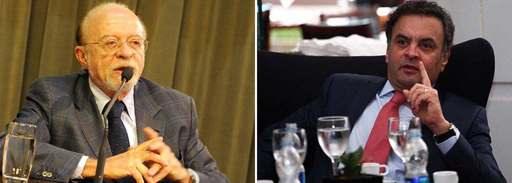 """Em carta enviada à cúpula nacional do PSDB, Alberto Goldman, vice-presidente do partido, afirma que PSDB não é capaz de dizer o que faria se tivesse vencido as eleições presidenciais: """"Nós não temos um projeto de país""""; segundo ele, questões como a reforma política e mudanças previdenciárias """"não são discutidas e decididas pelo partido em seu foro natural e legítimo"""" e acrescenta que """"a falta de debate interno se agravou no período recente, de Aécio Neves"""""""