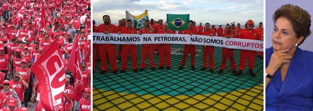 """A mobilização programada para esta sexta-feira em defesa do governo da presidente Dilma Rousseff e da Petrobras, em contraposição as manifestações contra o governo previstas para o domingo, visa não apenas defender a democracia, mas também lutar contra a ascenção de grupos reacionários; para o jornalista Breno Altman, """"o fato é que o processo que terá início amanhã poderá abrir nova etapa na vida política do país (...) Minoritárias no parlamento e atropeladas pelos monopólios de comunicação, as correntes de esquerda têm na mobilização militante e popular ferramenta decisiva para romper o cerco a que estão submetidas""""; em seu artigo ele alerta que, a partir de agora, """"está se abrindo capítulo decisivo da história nacional e da luta dos trabalhadores"""""""
