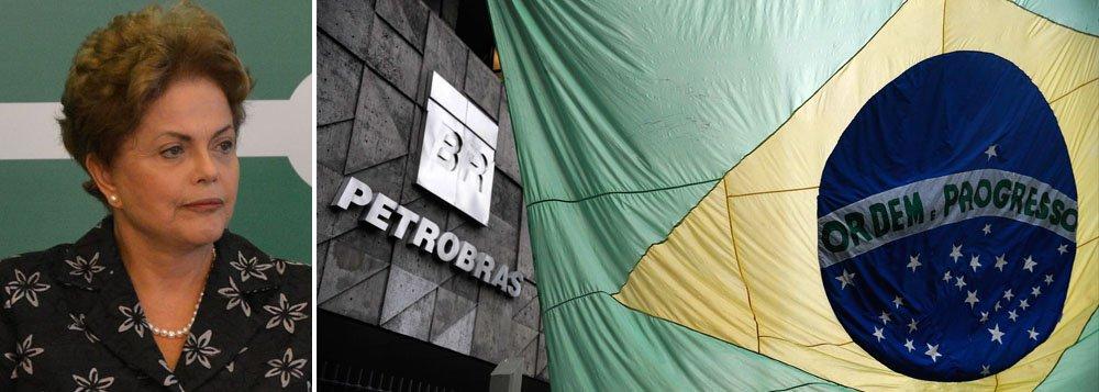 """Em entrevista à Bloomberg, presidente Dilma disse: """"tenho certeza que a Petrobras conseguirá resolver todos os seus problemas até o fim de abril. Estamos caminhando no sentido de construir essa solução""""; segundo ela, a estatal está preparada para tomar """"medidas drásticas"""" para proteger-se contra a corrupção: """"Quero assegurar que a Petrobras vai voltar ao mercado. Em outros momentos, todo mundo queria emprestar. O mercado faz julgamentos objetivos. Petrobras tem imensa capacidade"""""""