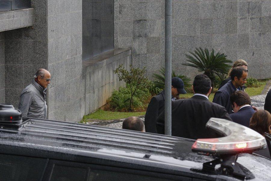 Defesa do presidente da Odebrecht havia entrado com o pedido de habeas corpus na última quinta-feira; orecurso foi analisado pelo Tribunal Federal da 4ª Região, com sede em Porto Alegre, e negado neste sábado 27; Odebrecht foipreso preventivamente durante a 14ª fase da Operação Lava Jato
