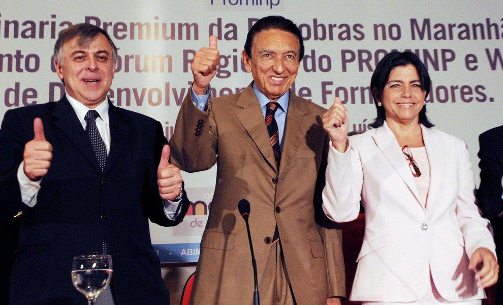 O ministro Teori Zavascki, do Supremo Tribunal Federal, aceitou o pedido de investigação contra a ex-governadora Roseana Sarney e o ex-ministro Edison Lobão; ambos foram denunciados por Paulo Roberto Costa