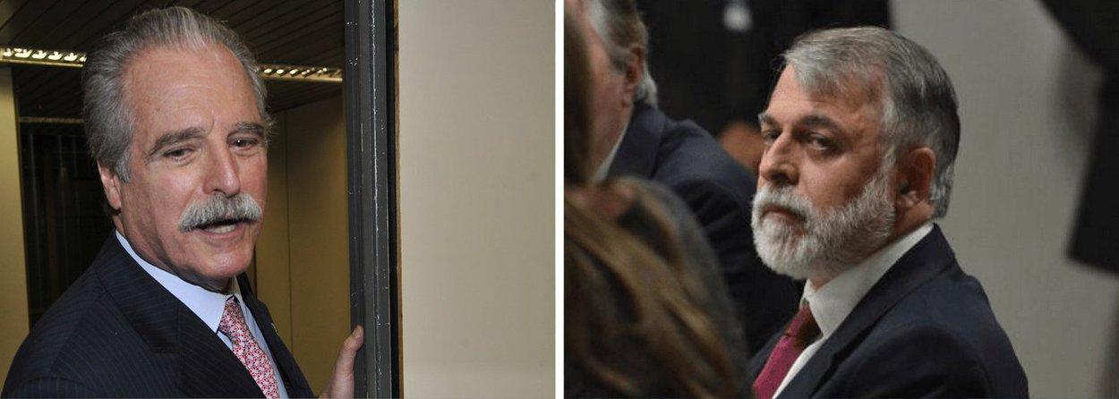 A Comissão de Ética Pública da Presidência da República decidiu nesta segunda (15) aplicar censura ética ao ex-diretor da Petrobras Paulo Roberto Costa; de acordo com o presidente da comissão, Américo Lacombe, com a censura, o ex-diretor pode ser impedido de assumir cargos públicos, já que deixa de ter reputação ilibada para o resto da vida