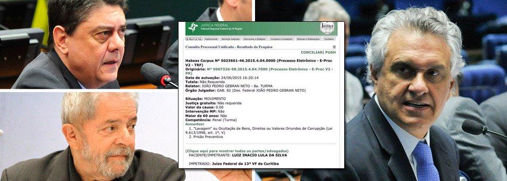 """Deputado federal Wadih Damous (PT-RJ) aponta """"irresponsabilidade"""" e """"má-fé"""" do senador Ronaldo Caiado (DEM-GO) ao divulgar um habeas corpus impetrado na Justiça Federal pedindo que o ex-presidente Lula não seja preso na Operação Lava Jato; """"O presidente Lula não tem nada a ver com isso, foi um cidadão de Campinas (SP). Já estamos inclusive apurando isso, parece que não é a primeira vez que ele age dessa forma"""", revelou ao 247; ele ressalta que a lei permite que o habeas corpus seja """"impetrado por qualquer pessoa, em favor de qualquer pessoa""""; para ele, Caiado teve """"má-fé"""" ao, """"sem checar as informações, sem procurar saber a veracidade"""", noticiar o fato """"da forma leviana como fez"""""""