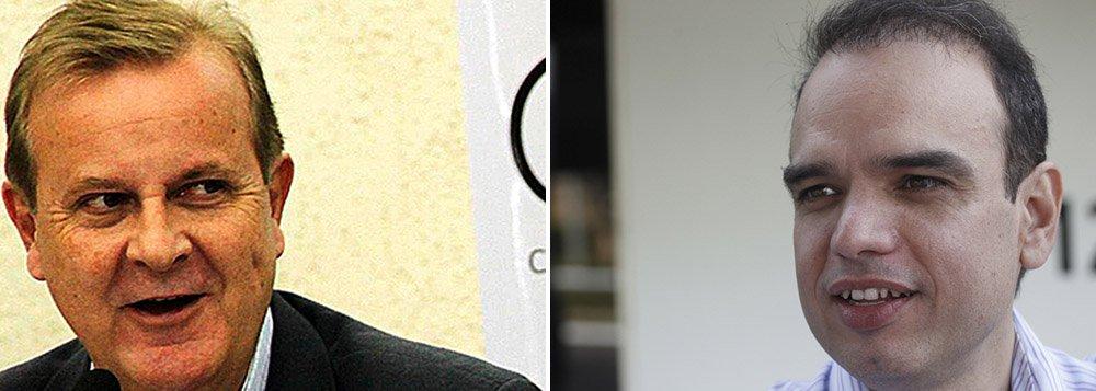 Promotor Fernando Krebs recomendou ao prefeito de Goiânia, Paulo Garcia, que exonere imediatamente o ex-presidente da Companhia de Urbanização de Goiânia (Comurg) Luciano Henrique de Castro, que está afastado temporariamente do cargo por determinação judicial; no entanto, o afastamento foi sem prejuízo da remuneração, ou seja, ele continua recebendo normalmente o salário de R$ 11 mil por mês