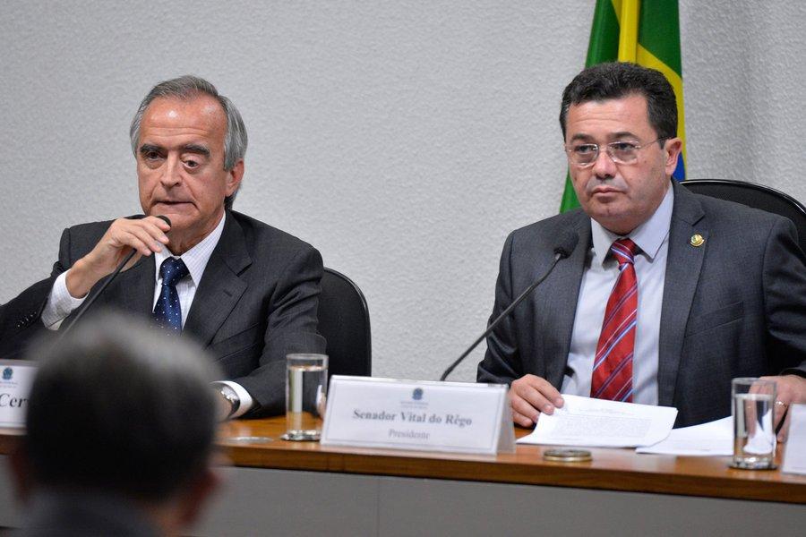 """Ex-diretor da área internacional da Petrobras Nestor Cerveró, um dos articuladores para a compra da refinaria, afirmou que a unidade industrial tem operado em sua capacidade máxima há quase dois anos e fechou o primeiro semestre com lucro líquido de US$ 80 milhões; """"O cenário é altamente favorável para que o desempenho de 2014 se repita nos próximos anos. Essa informação é importante, pois foi amplamente divulgado que a refinaria era sucateada"""", disse CPMI da Petrobras"""