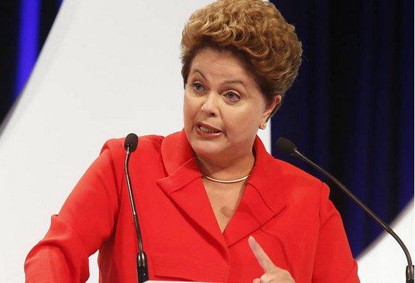 Se os marqueteiros encontrarem uma fórmula para que Dilma já chegue zangada aos debates e comícios, não vai ter para ninguém