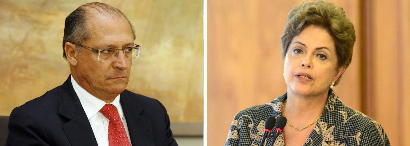 """Governador Geraldo Alckmin (PSDB) classificou como """"correta"""" a intenção da direção nacional do PSDB de ingressar com uma ação penal contra a presidente Dilma Rousseff (PT) pelas chamadas """"pedaladas fiscais"""", antes de apresentar ao Congresso Nacional um pedido formal de impeachment; """"O PSDB não é o partido do quanto pior, melhor. O PSDB tem responsabilidade para com o Brasil"""", disse;tucanos acreditam que uma condenação da petista por crime de responsabilidade fiscal justificaria o pedido de impeachment, mesmo que a eventual irregularidade tivesse sido praticada no mandato passado"""