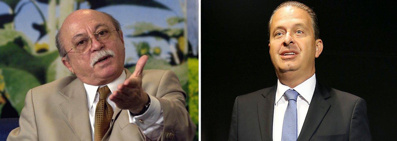 """O Partido Socialista Brasileiro (PSB) disse neste sábado (6) que defenderá o ex-governador de Pernambuco Eduardo Campos, morto em um acidente aéreo em agosto, de acusações por suposta participação em esquema de corrupção da Petrobras; o presidente do PSB, Roberto Amaral, disse em nota à imprensa que a reportagem da Veja """"registra, sem haver tido acesso ao conteúdo do depoimento, uma referência solta do depoente a Eduardo""""; """"Não há acusação digna de honesta consideração. Há, apenas, malícia"""", acrescentou"""