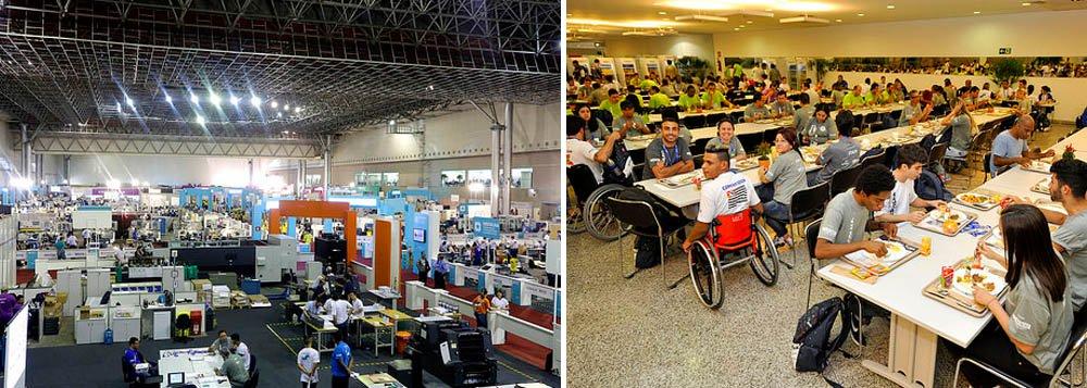 Beneficiários do Programa Nacional de Acesso ao Ensino Técnico em Emprego (Pronatec), do governo federal, representam a grande maioria dos competidores, segundo a organização do evento, quecomeça nesta quarta-feira 3 em Belo Horizonte;competição é uma forma de validar a qualidade do ensino