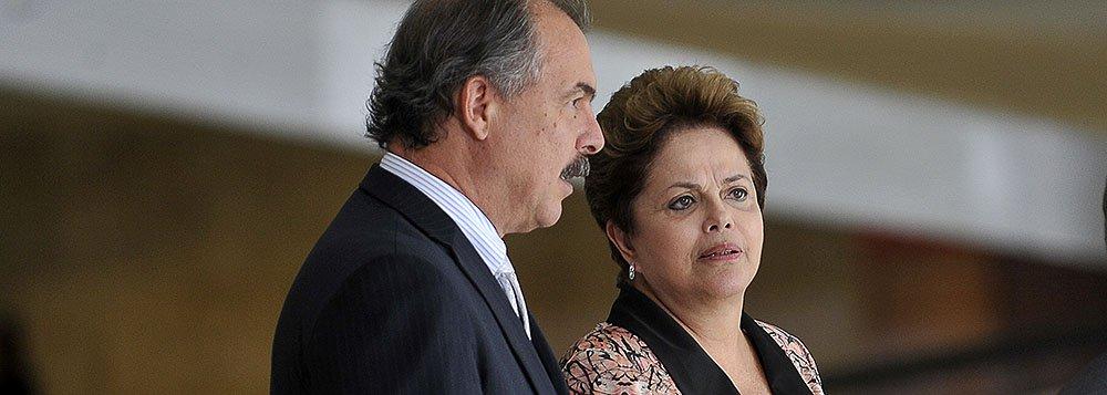Ministérios teriam sido orientados a disponibilizar pastas até o dia 18 de novembro para deixar a presidente Dilma Rousseff à vontade para a reforma do segundo mandato; o ministro Aloizio Mercadante, da Casa Civil, diz que gesto evitaria constrangimentos quando começar a ser anunciada a nova equipe
