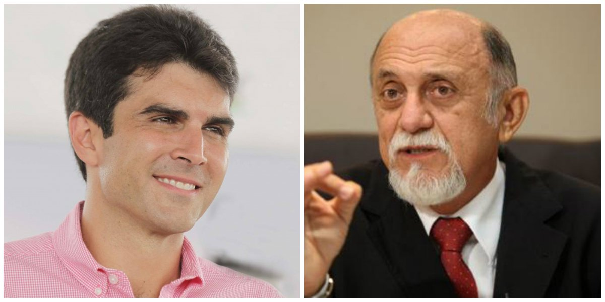 Helder Barbalho, do PMDB, e Simão Jatene, do PSDB, têm 40% das intenções de voto cada um, segundo pesquisa divulgada neste sábado 30; em segundo lugar estão Zé Carlos (PV) e Marco Carrera (PSOL), também empatados, com 2% cada
