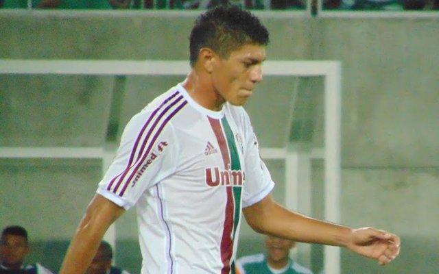 """Edson falou do seu momento no Fluminense e contou como conseguiu chegar até o clube das Laranjeiras. """"Eu me sinto muito orgulhoso em fazer parte de um clube com a grandeza do Fluminense"""