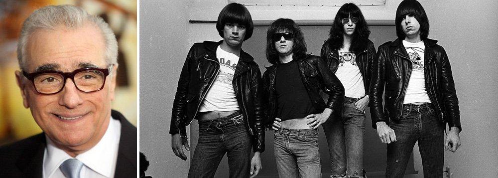 O cineasta Martin Scorsese entrará na história do rock em seu próximo projeto, um filme sobre a banda punk Ramones; fundada em Nova York, em 1974, por Johnny Ramone, Joey Ramone, Dee Dee Ramone e Tommy Ramone, os Ramones lideraram o movimento punk-rock