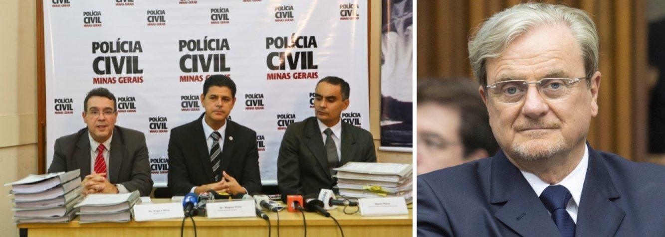 """Segundo Eduardo Nepomuceno, há indícios que o prefeito de Belo Horizonte sabia dos erros na obra do viaduto da avenida Pedro I; """"A documentação até agora mostra que ele (Lacerda) teria ciência dos problemas. Por isso será ouvido oportunamente"""" disse o promotor"""
