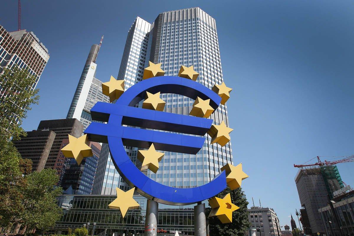 European Central Bank banco central europeu