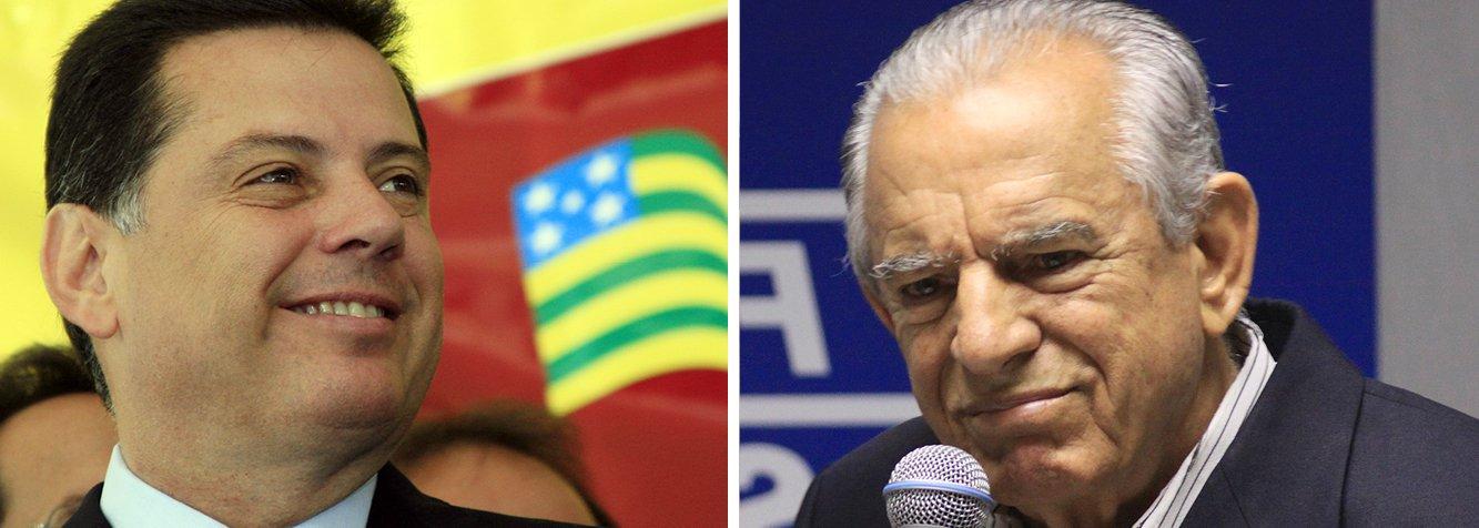 Pesquisa do Instituto Veritá traz o governador com 53% dos votos válidos e, portanto, e condições de vencer o pleito já no dia 5 de outubro; na estimulada, Marconi Perillo aparece com 42,3% contra 25,2% de Iris Rezende (PMDB); levantamento aponta crescimento de Antônio Gomide (PT), que tinha 4,3% e agora tem 6,1%; petista ultrapassa Vanderlan Cardoso (PSB), que agora está com 4,9%