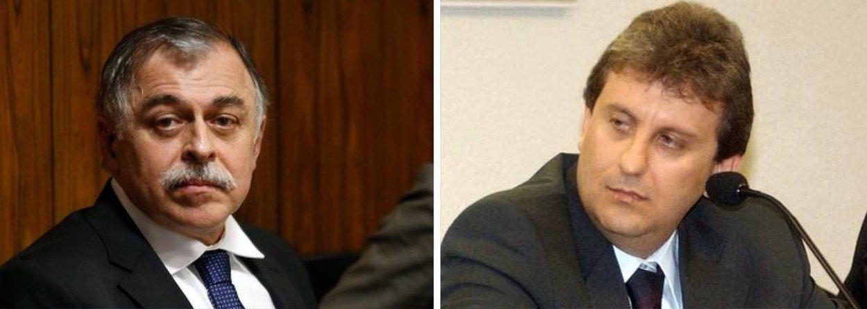 """Premiada e gravada na íntegra, delação de ex-diretor da Petrobras vira espetáculo midiático; gravação dentro de gabinete do juiz Sergio Moro transborda por todos os cantos;tipo devazamento indica premeditação;acusação principal é a de PT recebia 2% sobre contratos na estatal para alimentar finanças do partido; PP e PMDB também tinham seus quinhões; acusações sem provas divulgadas de maneira dramática visam pré-julgamento na fase decisiva da eleição; mídia compra versão de reús confessos como se fosse de partes desinteressadas; oposição comemora; PT deplora declarações """"caluniosas"""""""
