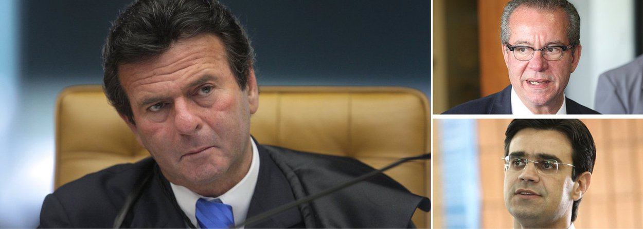 O ministro Luiz Fux, do STF, pediu vista do inquérito que apura suposto esquema de formação de cartel em licitações do sistema de trens e metrô de São Paulo; STF voltou a julgar nesta terça (25) o pedido dos deputados federais José Anibal (PSDB-SP) e Rodrigo Garcia (DEM-SP) para arquivar a investigação; retomado com o voto do ministro Luís Roberto Barroso, o julgamento estava empatado em 2 votos a 2; segundo Barroso, apesar de não existirem provas concretas contra os deputados, as investigações devem continuar