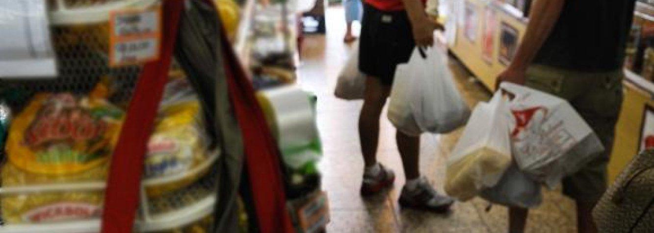 A nova regulamentação impõe que essas sacolas sejam 40% maiores que as utilizadas atualmente, renováveis, mais resistentes (capacidade para 10 quilos) e com função extra de ajudar na reciclagem do lixo;o consumidor poderá ser cobrado por, em média, 10 centavos por cada sacola