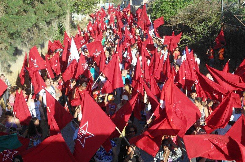 Conclamo a todas as forças democráticas organizadas e à sociedade em geral para se manifestar contra o golpe em andamento