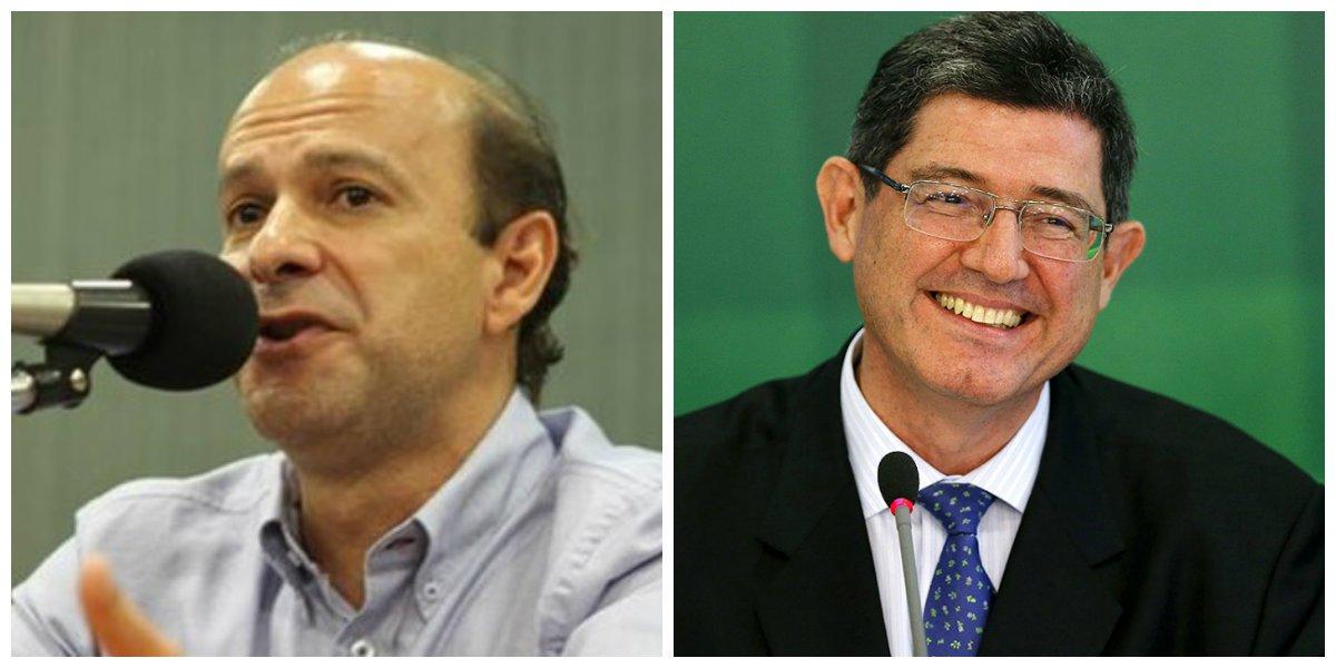 Novo presidente do BNB toma posse com presença do ministro Joaquim Levy