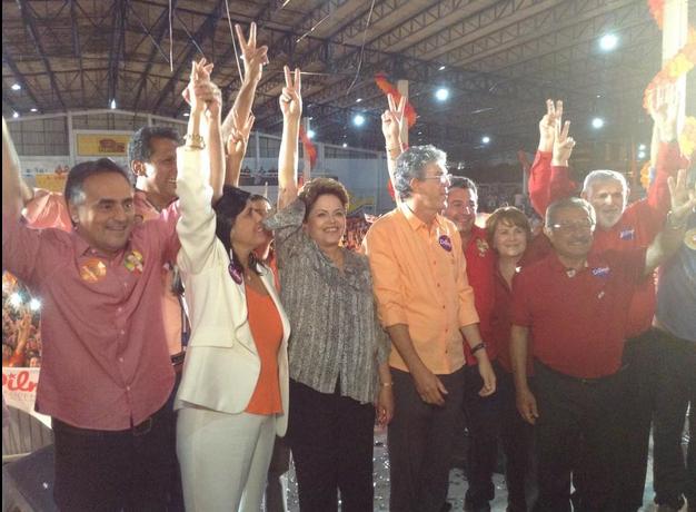 Se a Dilma é recordista de voto no Nordeste é por causa da exata compreensão que a petista tem desta extraordinária Região do país e do seu povo. A mesma compreensão que tem o Lula, um nordestino de Garanhuns, cidade do Agreste pernambucano