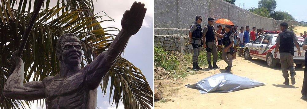 Em Alagoas o dia 20 de novembro é feriado em homenagem ao Dia da Consciência Negra; a data também é uma referência ao alagoano Zumbi dos Palmares, símbolo nacional da resistência; entretanto, não há muito que comemorar; de acordo com o Mapa da Violência 2014, o estado é líder em homicídios de negros