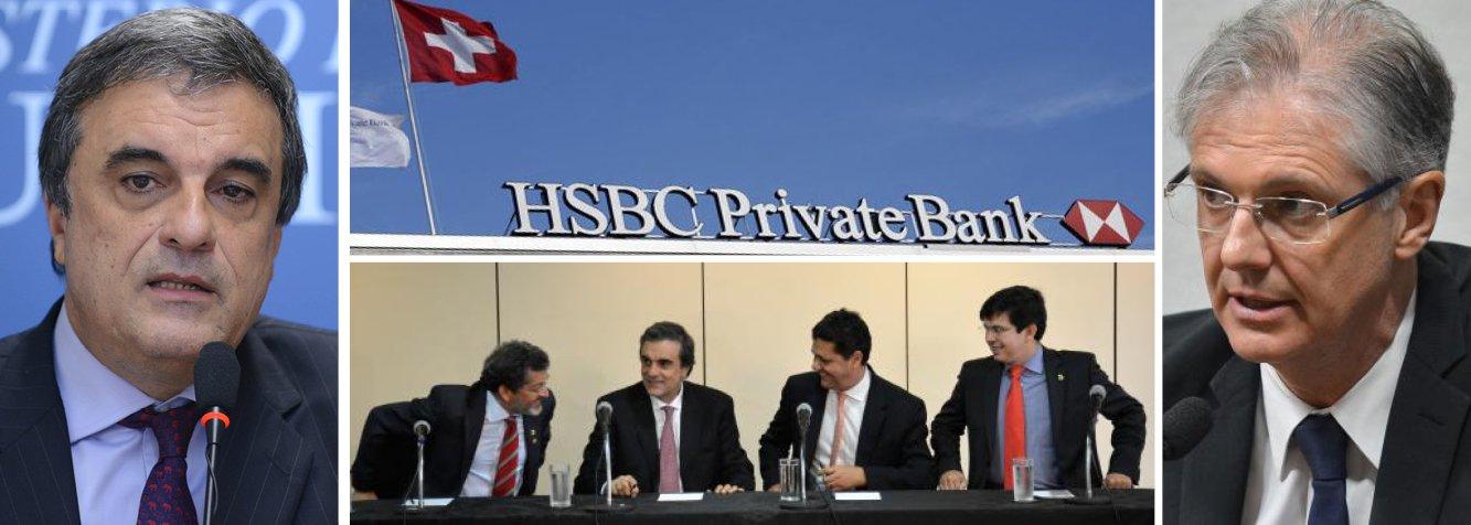 HSBC: dados mantidos por jornalista chegarão à CPI