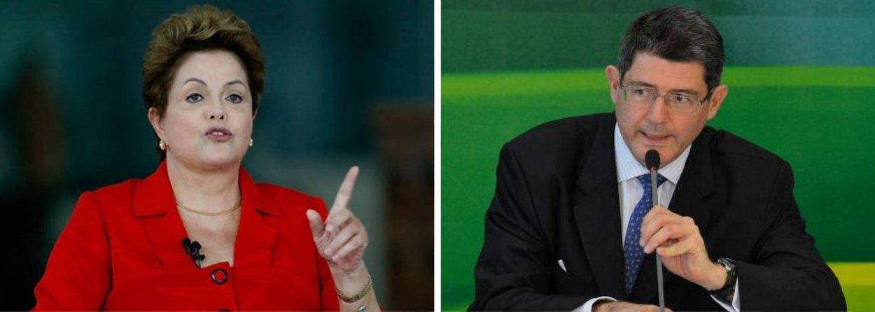 """A presidente Dilma Rousseff está planejando um pacote de cortes orçamentários e aumento de impostos no valor de até 100 bilhões de reais, em uma tentativa agressiva para recuperar a confiança dos investidores em um momento de crescente pressão sobre os mercados emergentes; ela dará ao seu futuro ministro Fazenda, Joaquim Levy, """"carta branca"""" para conduzir a economia como lhe parecer melhor"""