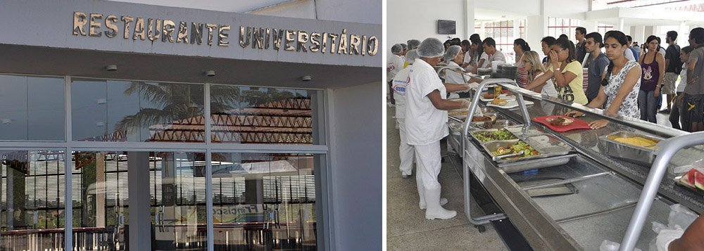 Estudantes da Universidade Federal de Alagoas (Ufal), que ficam alojados na Residência Universitária, passaram mal após ingerir refeição servida no Restaurante Universitário (RU); pelo menos sete pessoas receberam atendimento no mini-pronto socorro, em Maceió; caso será apurado