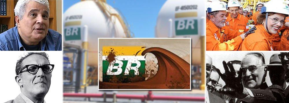 """Mais de 60 anos da crise política que culminou no suicídio de Getúlio Vargas, o jornalista Ricardo Noblat, colunista do Globo, recorre ao mesmo mote do incendiário Carlos Lacerda, da antiga UDN, para atacar o PT; segundo Noblat, a Petrobras está coberta por um """"mar de lama""""; criada por Vargas na campanha """"o petróleo é nosso"""", a Petrobras foi um dos símbolos do governo Lula e da campanha da presidente Dilma, em 2010, com as descobertas do pré-sal; agora, está de novo no centro do debate político nacional"""