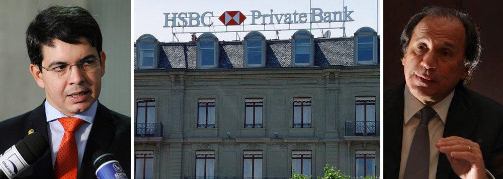 O senador Randolfe Rodrigues (Psol-AP), que apresentou o requerimento para a instalação da CPI do caso Swissleaks, já definiu alguns dos primeiros alvos da comissão. Um deles será o empresário Benjamin Steinbruch, dono da CSN, cujo nome apareceu na relação dos correntistas do HSBC