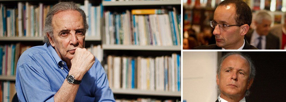 """Colunista Janio de Freitas, da Folha de S. Paulo, estranha por que duas das maiores empreiteiras do País, citadas nas investigações da Lava Jato e nas delações premiadas, estão sendo poupadas; """"Até que altura o jato alcançará as empreiteiras é uma boa curiosidade. Mas, no mesmo capítulo, há pelo menos outra de igual gabarito: a Odebrecht e a Andrade Gutierrez, que formam com a Camargo Corrêa o trio das maiores, dominadoras das obras públicas e das privatizações e concessões, não são molhadas nem por um jatinho?"""", questiona o jornalista, citando as empresas comandas por Marcelo Odebrecht e Otávio Azevedo"""