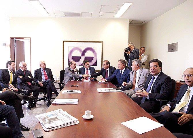 O Brasil não se tornará uma nação efetivamente democrática, soberana e justa se não houver clareza de quem são os verdadeiros inimigos a derrotar