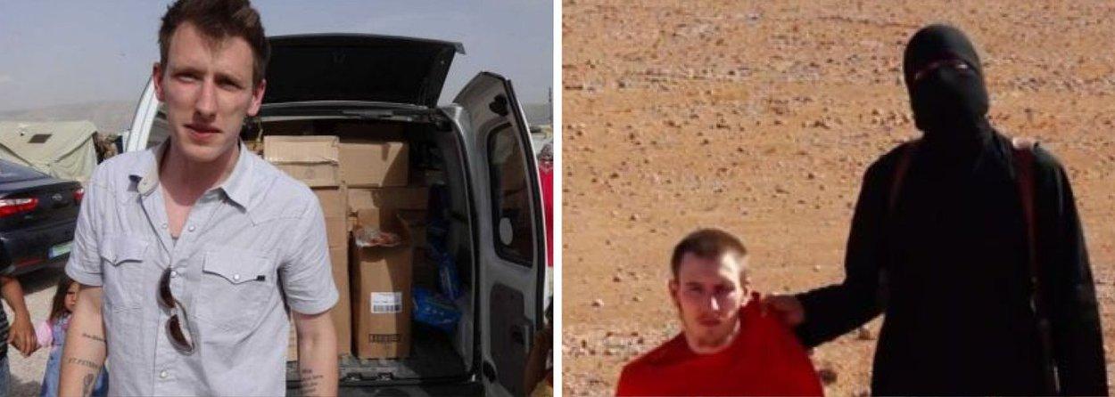 Um francês pode ter aparecido em um vídeo que mostra um esquadrão de jihadistas do Estado Islâmico decapitando soldados sírios e exibindo a cabeça decepada do assistente humanitário norte-americano Peter Kassig; ele pode serMaxime Hauchard, de 22 anos, um francês da região de Eure, no norte francês, que partiu rumo à Síria em agosto de 2013