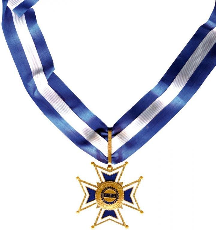 A Fiec já divulgou o nome dos três homenageados com a Medalha do Mérito Industrial de 2015. A entrega será no dia 28 de maio