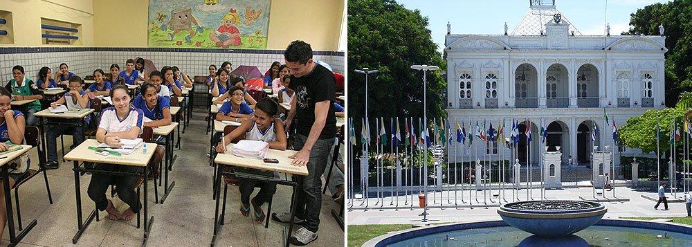 O governo de Alagoas vetou integralmente uma Lei que criava o Passe Livre Estudantil porque ele não atenderia todas as necessidades dos beneficiados; intenção do Executivo é fazer com que todos os municípios alagoanos municipalizem o transporte escolar