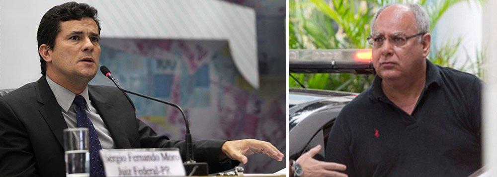 """Juiz Sergio Moro afirma que, assim como Paulo Roberto Costa e Pedro Barusco, que já fizeram acordos de delação premiada, o ex-diretor de Serviços da Petrobras, Renato Duque, também mantém uma fortuna em contas secretas no exterior; """"com a diferença de que os valores ainda não foram bloqueados, nem houve compromisso de devolução"""", diz ele"""