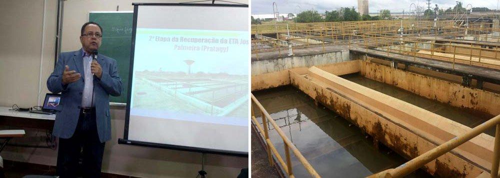 Uma semana antes do previsto e o rodízio no abastecimento de água em Maceió está suspenso; no entanto, a água só deve chegar aos locais mais altos e distantes quando estiver pressurizada dentro dos canos; 2ª etapa do processo de manutenção e recuperação do segundo decantador do Sistema Pratagy teve início no dia 14 de abril, afetando 22 bairros de Maceió; previsão era de que os trabalhos fossem concluídos apenas no dia 17 de maio; a Companhia de Saneamento de Alagoas (Casal) adiantou, ainda, que está fazendo uma licitação para contratação de empresas que ficarão responsáveis por cuidar dos vazamentos na cidade