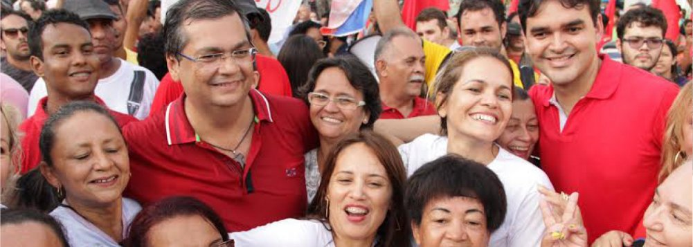 """Para acabar com a procissão para o Piauí em busca de atendimento de saúde, o candidato a governador do Maranhão Flávio Dino (PC do B) reafirmou o compromisso de melhorar o sistema público de saúde de São João dos Patos; o comunista assumiu o compromisso de investir na UPA, investimento em políticas sociais com a criação do Mais Bolsa Família e complemento do piso dos agentes comunitários de saúde; """"Confiamos na força do povo do Maranhão, que é maior que qualquer poder"""", disse"""