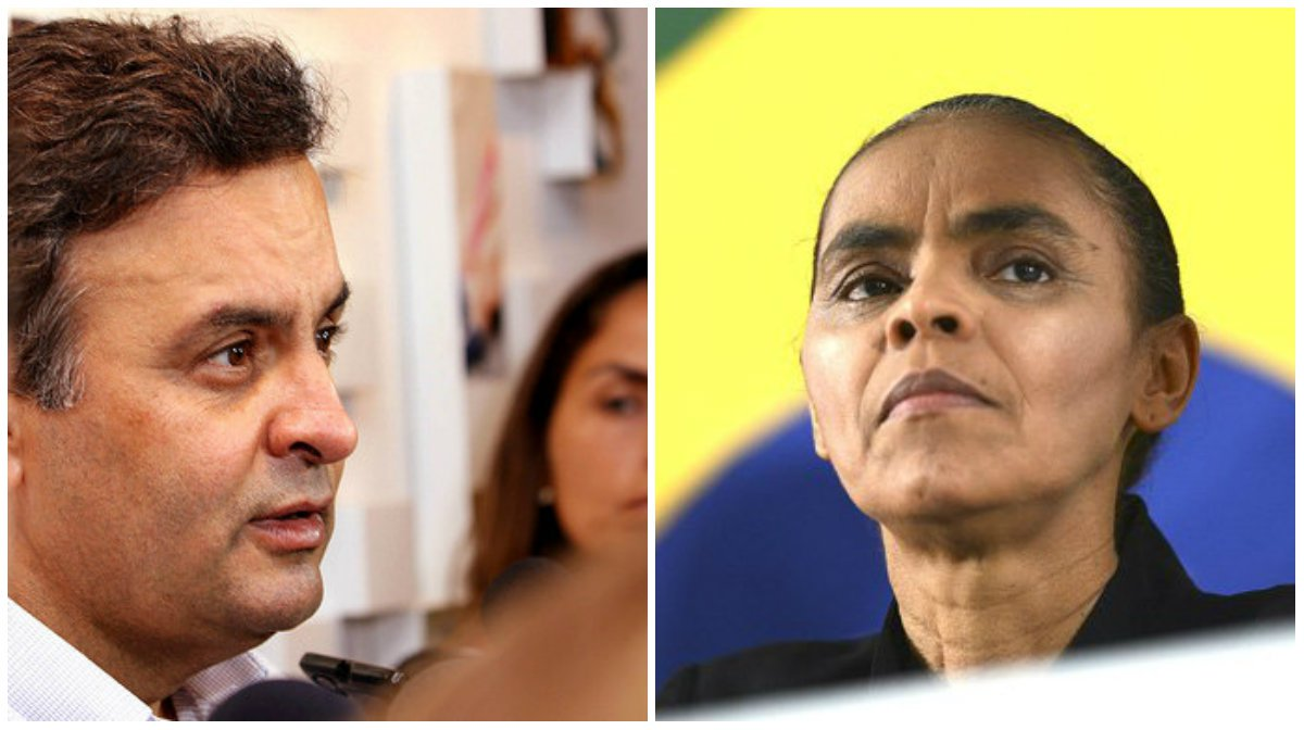 """Presidenciável tucano defende queé preciso """"ter um projeto político que ofereça segurança ao Brasil""""; no programa eleitoral de ontem, o candidato do PSDB disse que Marina Silva, do PSB, """"também é uma pessoa com boas intenções. Mas a gente já viu que, para mudar tudo o que está errado, é preciso muito mais do que isso""""; segundo ele, """"sem experiência e sem força política o sistema engole as boas intenções""""; com esse discurso, Aécio Neves criticou também a doutrina Mainardi-FHC, que prega um vale tudo contra o PT"""