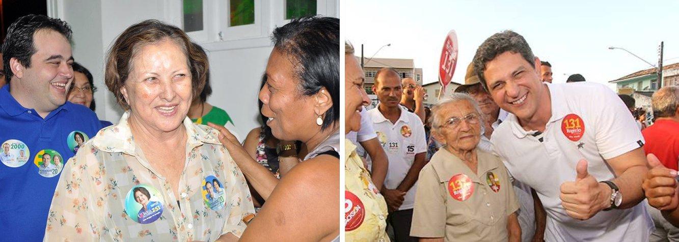 Nova pesquisa para o Senado, divulgada nesta quinta (4), pela TV Atalaia, mostra a senadora Maria do Carmo, com 43% das intenções de votos; o candidato do PT, Rogério Carvalho, subiu oito pontos e tem agora 18% dos votos; o Professor Marques (PCB) tem 2%; Leandro (PSTU) apareceu com 2%; Bila, do PPL, tem 1%; aqueles que declararam intenção em votar branco ou anular o voto são 18% do eleitorado; indecisos são 16%