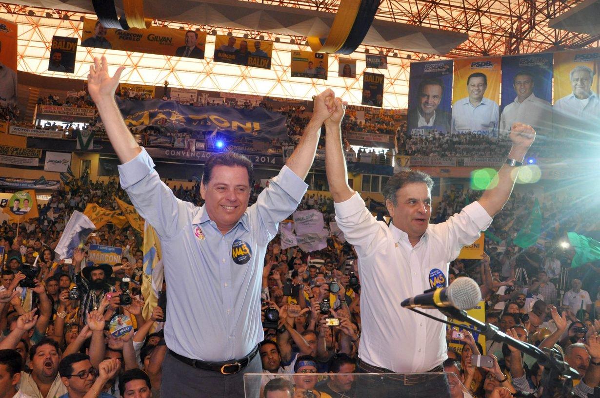 Convenção do Psdb Goiás. Fotos Wagnas Cabral